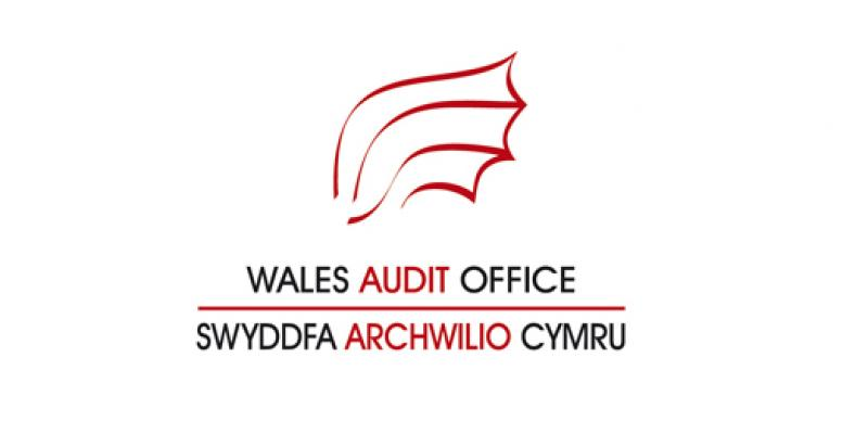 Logo Swyddfa Archwilio Cymru